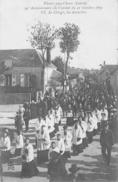 FLEURY AUX CHOUX   34e ANNIVERSAIRE DU COMBAT DU 11 OCTOBRE 1870 - France
