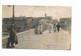 Cpa-Algerie-M´Sila-le Pont(animée) - M'Sila