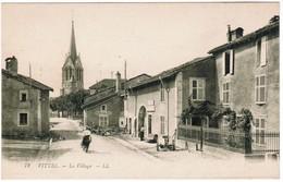CPA Vittel, Le Village (pk35476) - Vittel Contrexeville