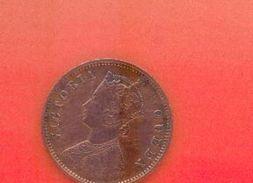 INDE – ¼ ANNA 1862 - Inde