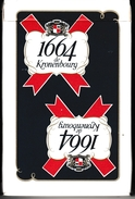 226. KRONENBOURG 1664 - 54 Kaarten