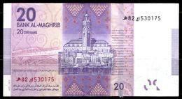 Marocco-001 -20 Dirhams - - Marocco