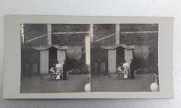 44 - NANTES - Photo Stéréo Sur Carton - 1906 - Photos Stéréoscopiques