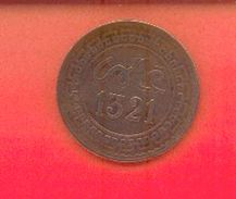 MAROC – 5 Mazunas – A.H. 1321 (1903) - Maroc