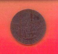 ZANZIBAR– 1 Pysa – A.H. 1299 (1882) - Monnaies