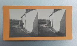 44 - BATZ-SUR-MER - Photo Stéréo Sur Carton - ROFFIAT - 1917 - Stereo-Photographie