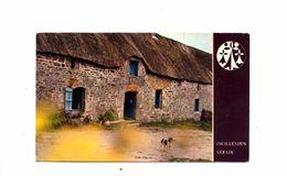 Carte Voeux Maison Bretonne ! - Neujahr