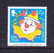 Europa Cept 2002 Isle Of Man 1v ** Mnh (36822P) - Europa-CEPT