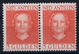 Ned.Antillen  NVPH 232 Postfrisch/neuf Sans Charniere /MNH/**   PAIR - Niederländische Antillen, Curaçao, Aruba