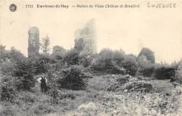 Environs De Huy - Ruines Du Vieux Château De Beaufort - G.Hermans N° 1736 - Huy