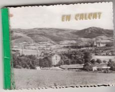 81 - Petit Carnet  De  EN CALCAT - Dourgne