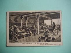 HISTOIRE    -  LES WIKINGS  -  La Fête De L'Yôl  -  23 -  Fernand Nathan éditeur - Histoire