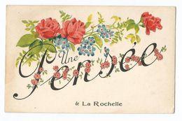 Une Pensée De La Rochelle - La Rochelle