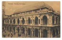 VICENZA - BASILICA PALLADIANA  VIAGGIATA 1915  FP - Vicenza