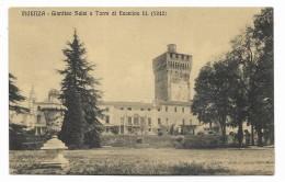 VICENZA - GIARDINO SALVI E TORRE DI ECCELINO III - NV  FP - Vicenza