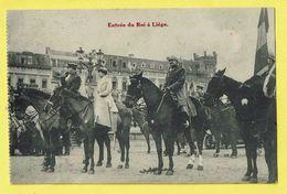 * Liège - Luik (La Wallonie) * (Phot Belge R Ma Campagne) Entrée Du Roi à Liège, Cheval, Royalty, Royal, Unique Horse - Liege