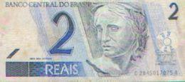 BRESIL – 2 REAIS - Brésil