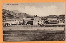 Vicente Cape Verde 1905 Postcard - Cap Vert