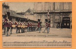 Copenhagen 1905 Postcard - Dänemark