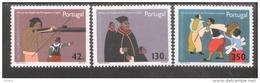 1981 - 1983 Portugiesen In Japan Postfrisch MNH ** - 1910-... República