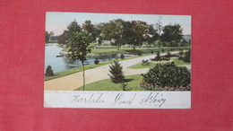 Lake At West Side Park  New Jersey > Paterson   Ref 2686 - Paterson