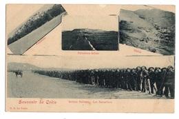 GRECE - CRETE Souvenir De Crète, Pionnière - Grecia
