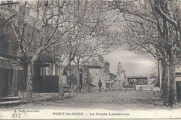 BOUCHES DU RHONE - 13 - PORC DE BOUC  Près Martigues Et Istres  - Le Cours Landrivon - Andere Gemeenten