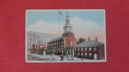 Independence Hall  Pennsylvania > Philadelphia   Ref 2686 - Philadelphia