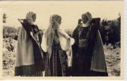 SIBIU, Siebenbürgen, Transylvania, Kellinger Frauen Im Kirchenpelz, V. Wehrmacht Geprüft,  1939 - Romania