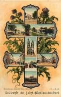 180917 - 54 ST NICOLAS DE PORT - Souvenir - Croix Multivues - Saint Nicolas De Port