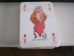 CARTE DA GIOCO PUBBLICITARIE MOROSITAS - Kartenspiele (traditionell)
