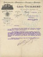 75. Paris. Appareils à Souder Et Braser. Léon Guilbert, 68 Av. De La République. - 1910 - VR_C2_44 - France