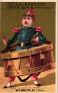 14 Trade Cards Music Instruments Triangle  Castagnettes Tambourin Trommlen  Percussions Drumming - Sonstige