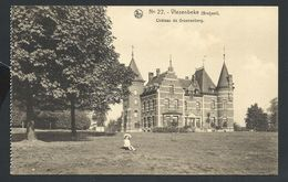 CPA - VLESENBEKE - Château De GROENENBERG - Kasteel - Nels N° 22   // - Sint-Pieters-Leeuw