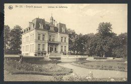 CPA - GOOIK - GOYCK - Château Se SAFFELBERG - Kasteel - Nels N° 20  // - Gooik