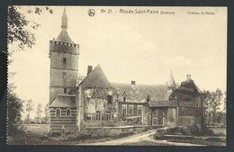 CPA - RHODE SAINT PIERRE - Château De HORST - Kasteel - Nels N° 21  // - Holsbeek