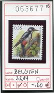 Buzin - Belgien - Belgique - Belgium - Belgie - Michel 3214 - Vögel Oiseaux Birds -  - ** Mnh Neuf Postfris - 1985-.. Birds (Buzin)