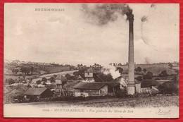 03  MONTCOMBROUX Vue Générale Des Mines De Bert - R/v - Non Classés