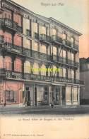 CPA HEYST HEIST SUR MER LE GRAND HOTEL DE BRUGES ET DES FLANDRES WILHELM HOFFMANN A 4708 - Heist