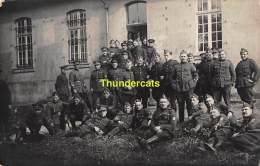 CPA CARTE DE PHOTO FOTOKAART CAMP D'ELSENBORN 1929 - Bütgenbach