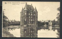 CPA - STEENOKKERZEEL - STEYNOCKERZEEL - Château De HAM - Kasteel - Nels N° 42    // - Steenokkerzeel