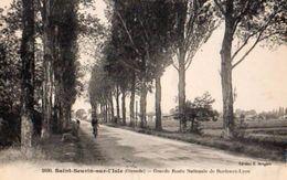 33 - SAINT-SEURIN SUR L'ISLE GRANDE ROUTE NATIONALE DE BORDEAUX-LYON - Other Municipalities