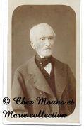 POLIGNY - FAMILLE JOLY FLEUROT - COTE D OR - CDV PHOTO - GENEALOGIE - Anciennes (Av. 1900)