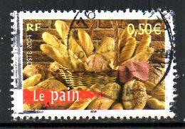 FRANCE. N°3649 De 2004 Oblitéré. Pain. - Food