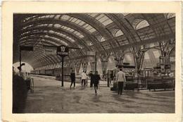 CPA Milano Nuova Stazione . ITALY (541179) - Italien