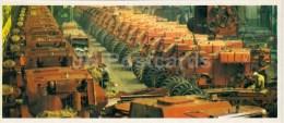 1 - Main Conveyor Plant Of Rostselmash - Harvester - Rostov-on-Don - Rostov-na-Donu - Russia USSR - 1974 - Unused - Rusia