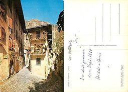 Limone - Lago Di Garda CON BAMBINE (A-L 542) - Brescia