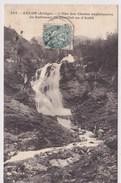 Aulus L Une Des Chutes Superieures Du Ruisseau De Fouillet Ou D Aubé 1904 - Francia