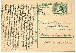 Vr 5_21 Carte Non Illustrée De Wuppertal Barmen 1 Du 28.7.36 - Allemagne