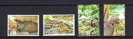 Niuafoou 2002 Endangered Animals Species MNH - Non Classés